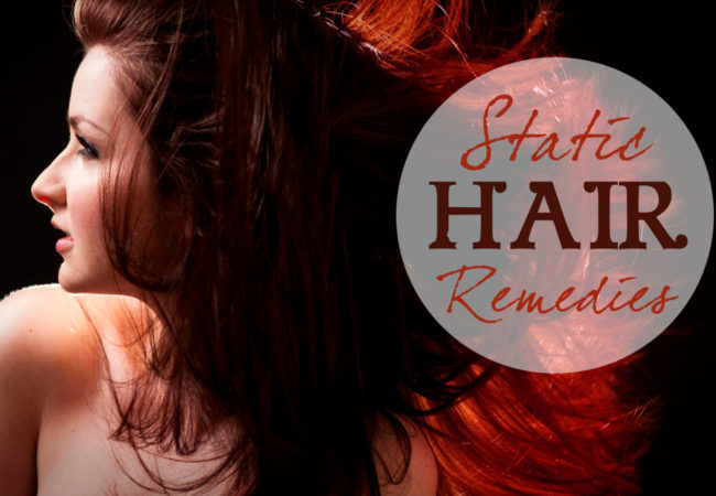 How to Avoid Static Hair During Winter