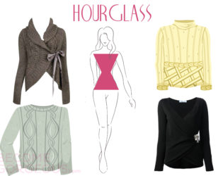 Sweaters For Hourglass Body