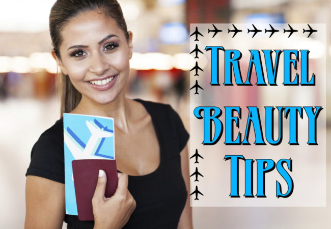 Travel Beauty Tips for Long Flights