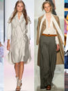 Trench Coat Spring 2014 Trends