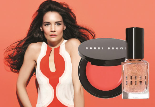 Bobbi Brown Nectar and Nude Spring 2014 Makeup Collection