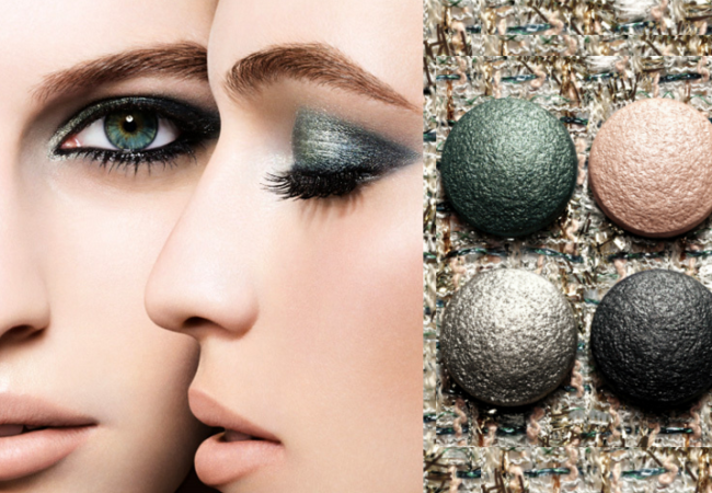 Chanel Les 4 Ombres Spring 2014 Makeup Collection