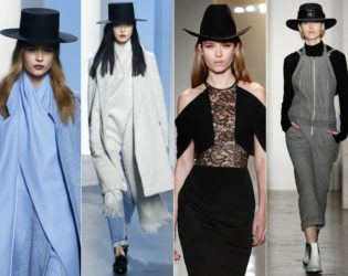 Cowgirl Hats Fall 2014 Trends