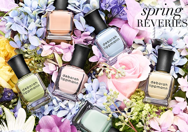Deborah Lippmann Spring Reveries 2014 Nail Polish Collection