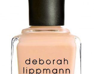 Deborah Lippmann Tip Toe Trough The Tulips