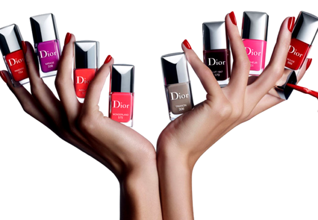Dior Vernis Couture Gel Effet Spring 2014 Nail Polish Collection