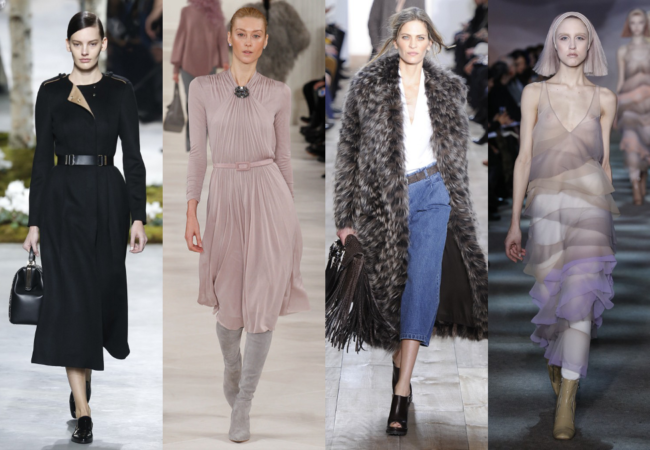 NYFW Fall 2014 Trends: Muted Colors