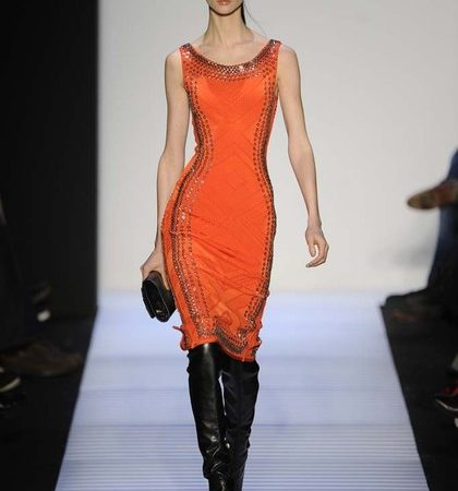 Herve Leger By Max Azria Fall 2014 Rtw Look  (21)
