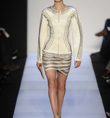 Herve Leger By Max Azria Fall 2014 Rtw Look  (23)