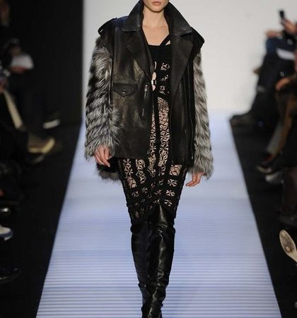Herve Leger By Max Azria Fall 2014 Rtw Look  (7)