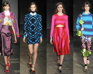 House Of Holland Fall 2014