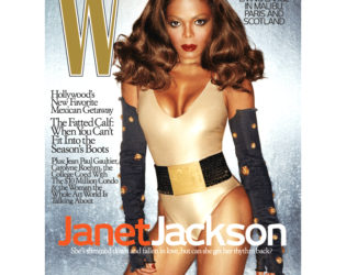 Janet Jackson W Cover 2006