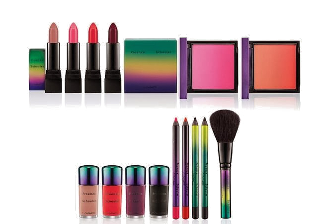 Mac Proenza Schouler Makeup Collection