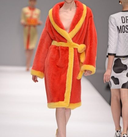 Moschino Fall 2014 Rtw Look  (7)