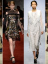 Sheer Organza Fall 2014 Trends