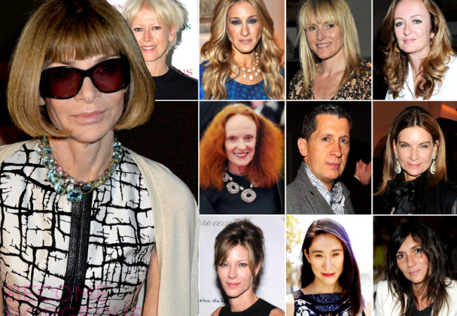 Top Replacements for Anna Wintour as Vogue Editor-in-Chief