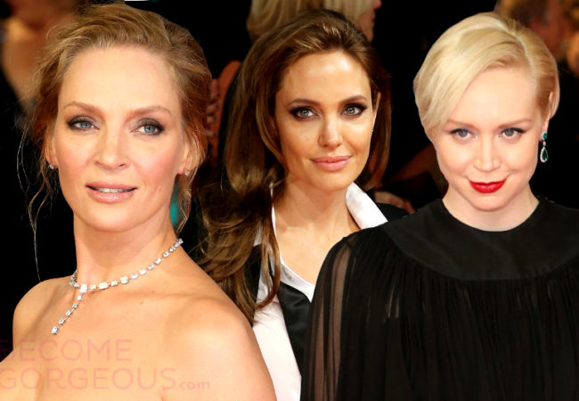 BAFTA Awards 2014 – Celebrity Hairstyles