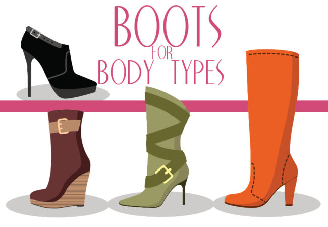 Best Boots for Your Body Type