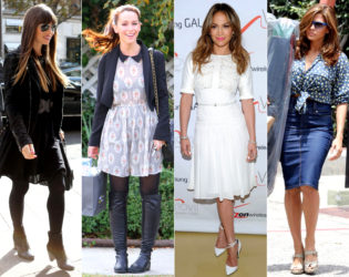 Casual Skirts And Dresses For Big Hips
