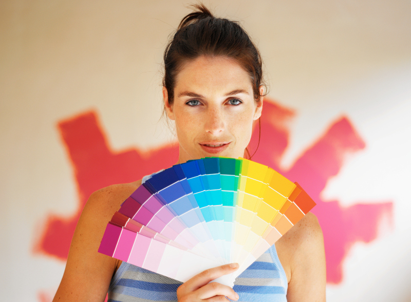 Choosing Color Interior Design