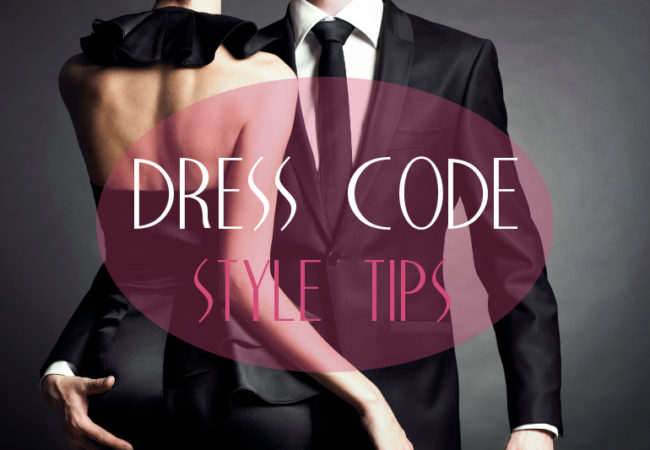 Party Dress Codes Explained