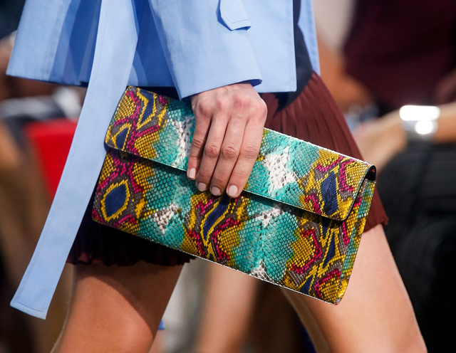 Exotic Bags Spring 2014 Dior