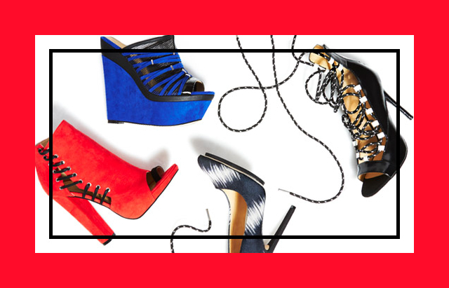gx by Gwen Stefani Collection for ShoeDazzle