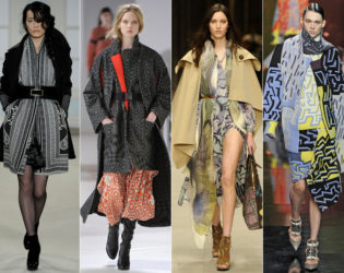 Layering Fall 2014 Trends