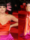 Lily Allen 2014 Bafta Red Carpet