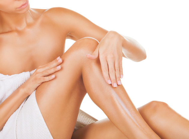 Moisturizing With Massage Oil
