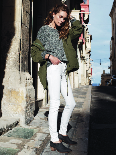 Erin Wasson For Madewell Spring 2014 Campaign  (12)