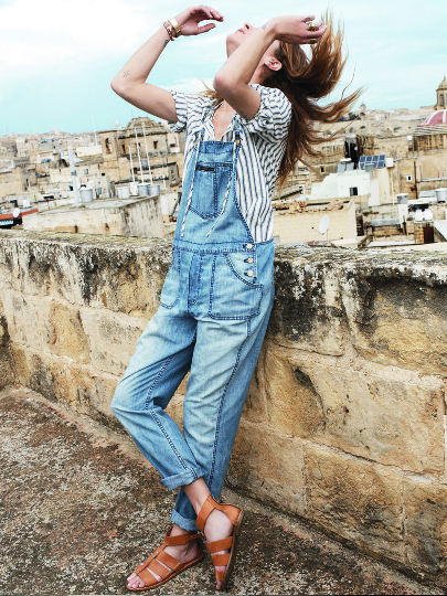 Erin Wasson For Madewell Spring 2014 Campaign  (13)