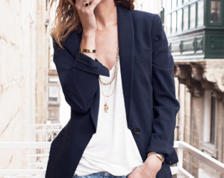 Erin Wasson For Madewell Spring 2014 Campaign  (2)
