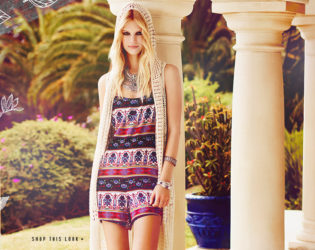 Forever 21 Bohemian Dreams Look  (5)