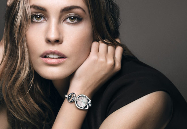 Gucci Watches and Jewelry 2014 Campaign