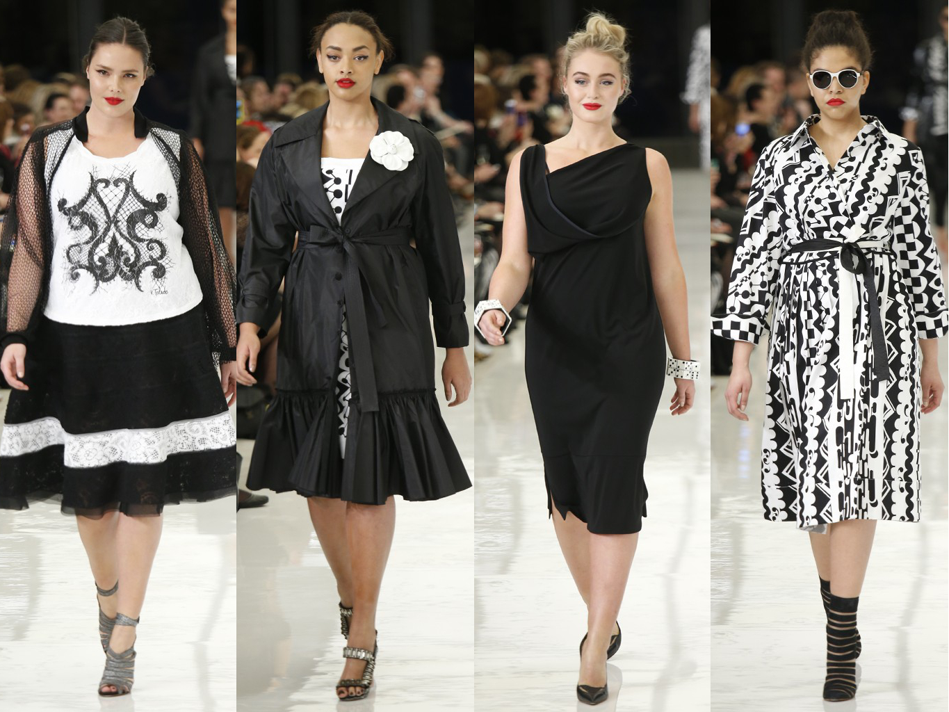 Isabel Toledo And Lane Bryant Plus Size Collection 1