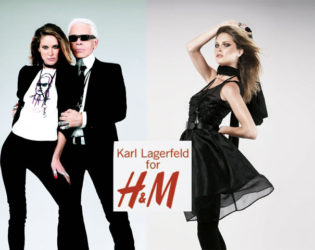 Karl Lagerfeld For H M  2004