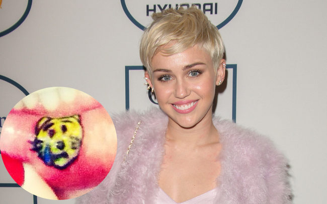 Miley Cyrus' Lip Tattoo – Is It Real?