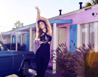 Nicole Scherzinger For Missguided 2014 Line