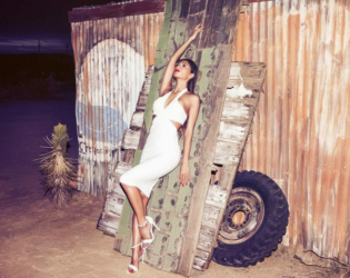 Nicole Scherzinger For Missguided Campaign