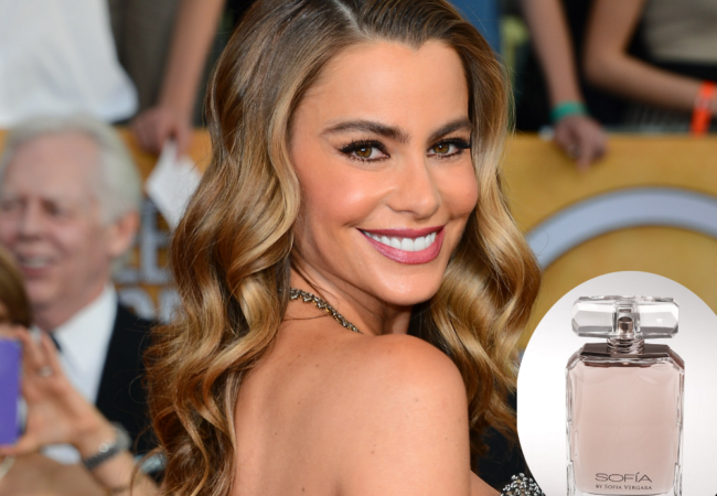 Sofia Vergara to Launch 'Sofia' Fragrance