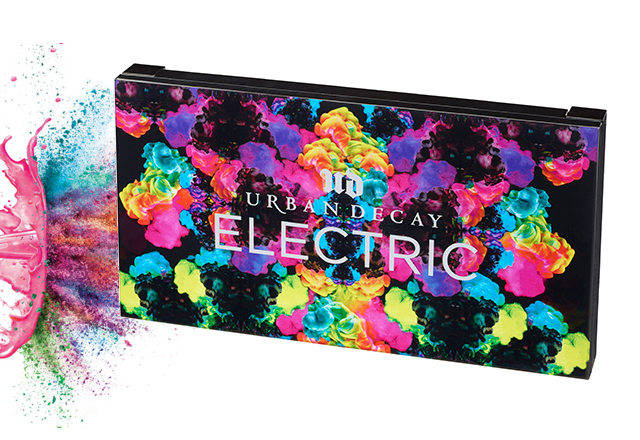 Urban Decay Spring 2014 Electric Pressed Pigment Palette