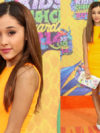 Ariana Grande Kids Choice 2014 Dress