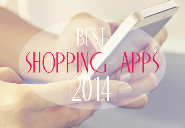 Best Shopping Apps 2014 for iPhone and Android