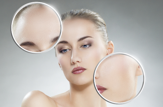 How to Hide Pimples, Facial Scars, Cold Sores and More