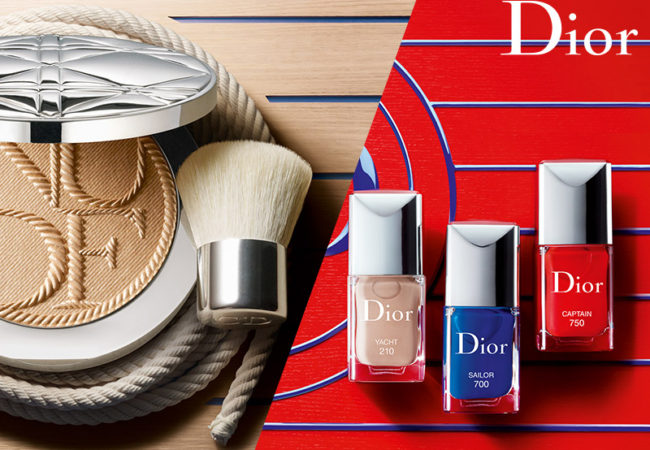 Dior Spring/Summer 2014 Makeup: Transatlantique Collection