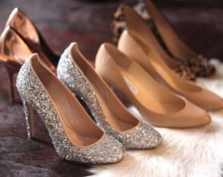 Glitter Party Shoes