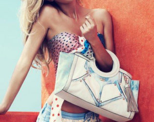 Guess Spring Accessories 2014 Campaign