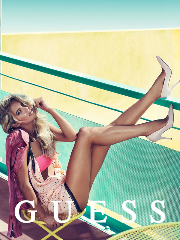 Guess Spring Accessories 2014 Campaign 4