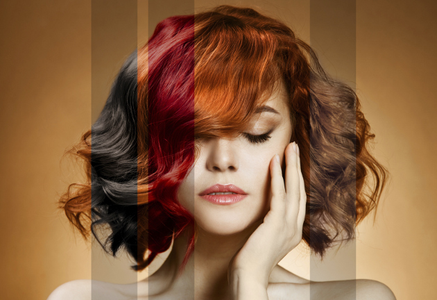 Hair Color Trends Fall Winter